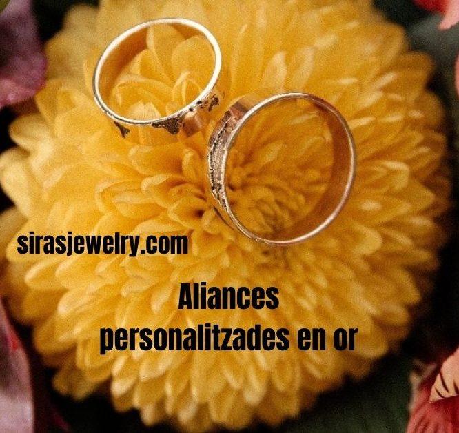 aliances or personalitzades